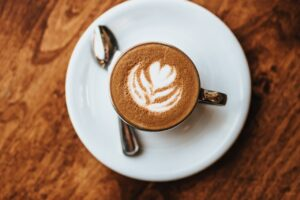 CAFFEINE AND BREASTFEEDING : DOES IT AFFECT THE BABY